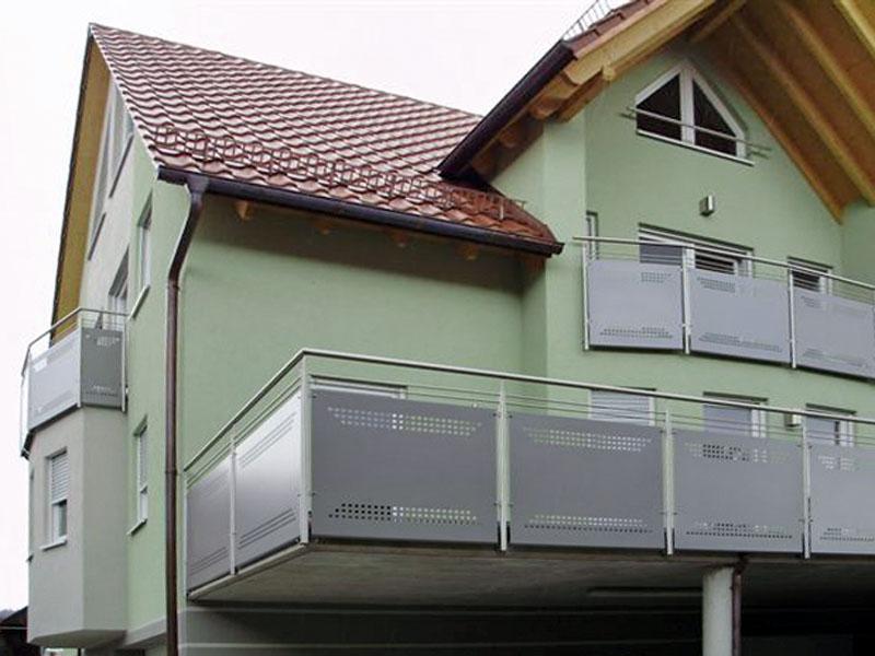 balkonverkleidung merz home. Black Bedroom Furniture Sets. Home Design Ideas